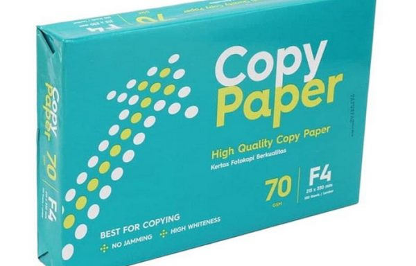 Kertas HVS Copy Paper 70gr F4