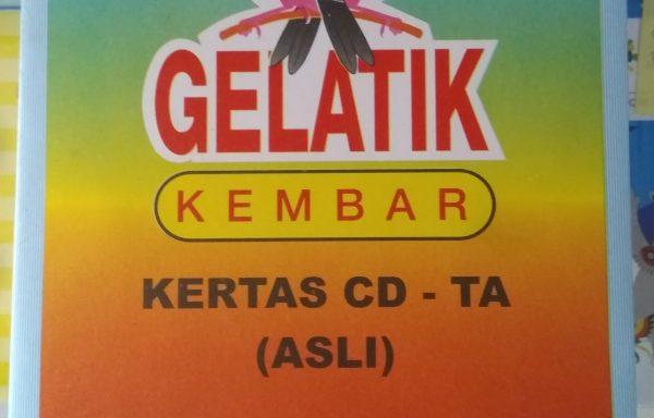 Kertas Buram / CD TA F4