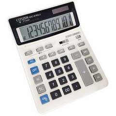Kalkulator Citizen SDC 8780L II