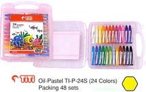 Crayon 24 warna Titi