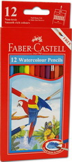 Pensil 12 warna Water Colour Faber Castell
