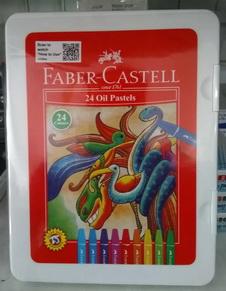 Crayon 24 warna Faber Castell