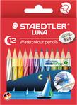 Pensil 12 warna Water Colour Luna
