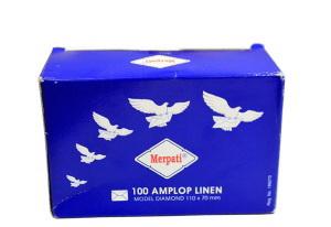 Amplop 110 Merpati