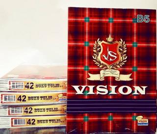 Buku Boxy Vision