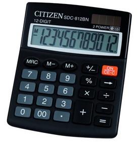 Kalkulator Citizen SDC 812